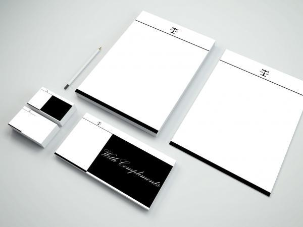 Branding Stationery Mockup Vol