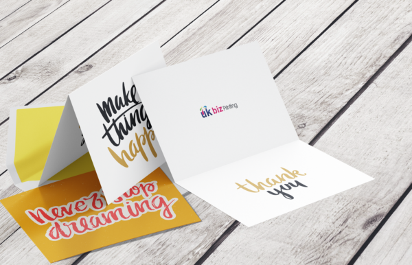 A5 Greeting Cards and invites
